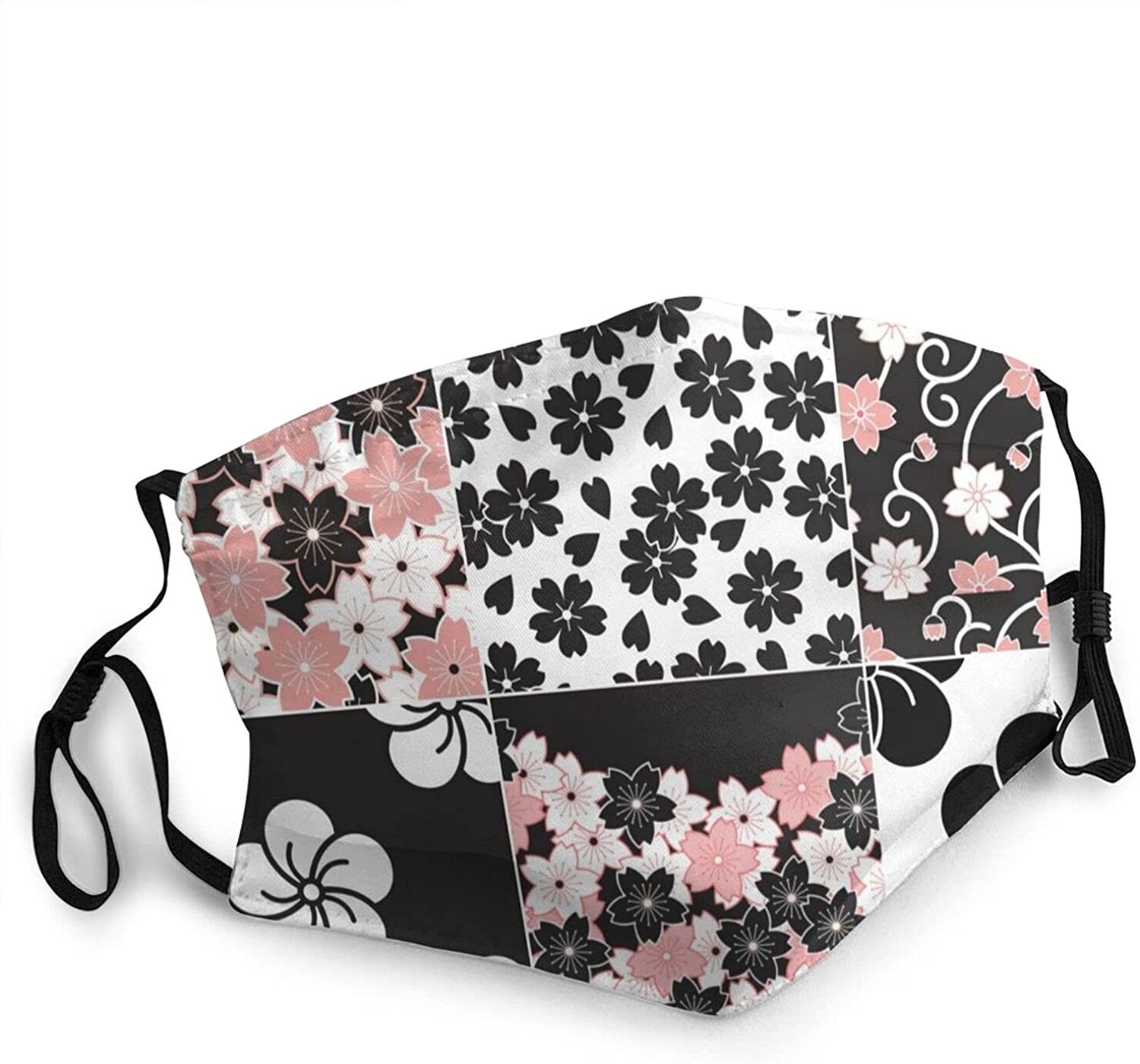 CURANI Sakura Flowers Reusable Bandana Popular products Mask Mouth Face Cove Fresno Mall with
