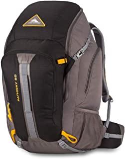 High Sierra Pathway 50L Internal Frame Backpack