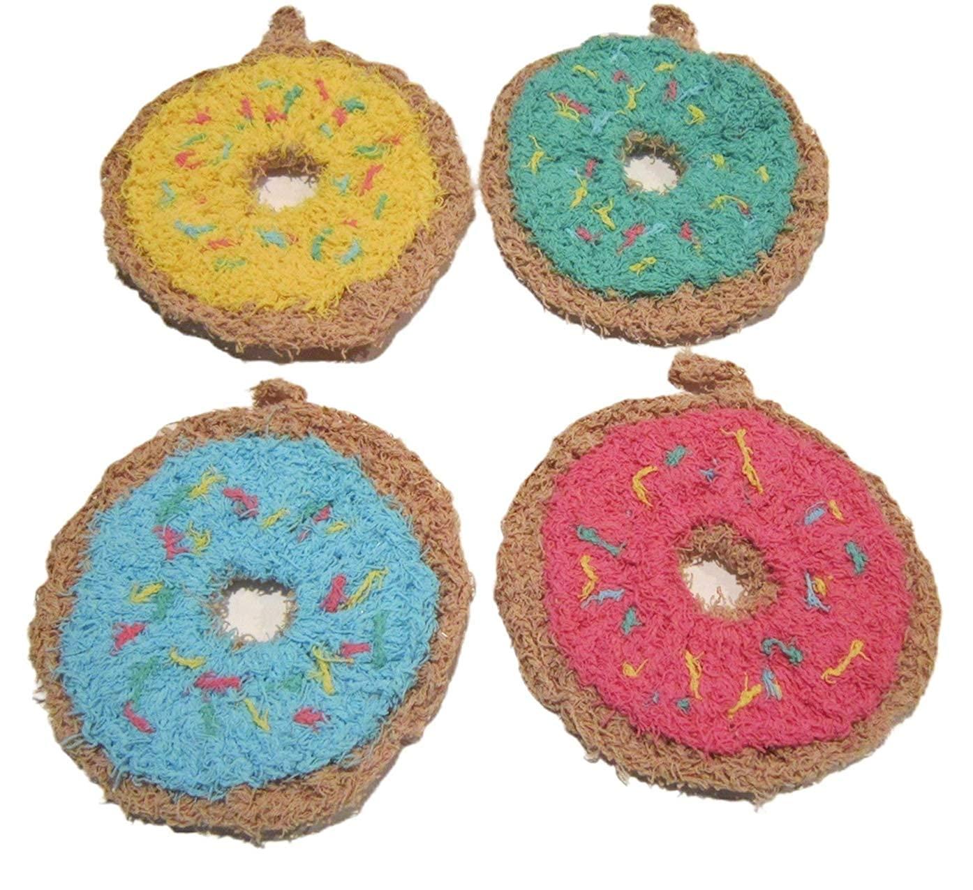 Donut Scrubby - Christmas Topics on TV OFFicial Halloween Sprinkles
