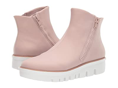 FitFlop Chunky Zip Ankle Boot (Mink) Women