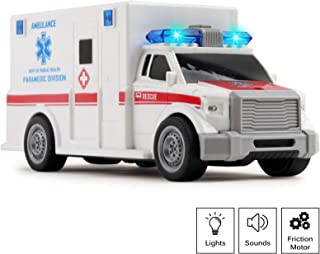 Best toy ambulance with lights and sound Reviews