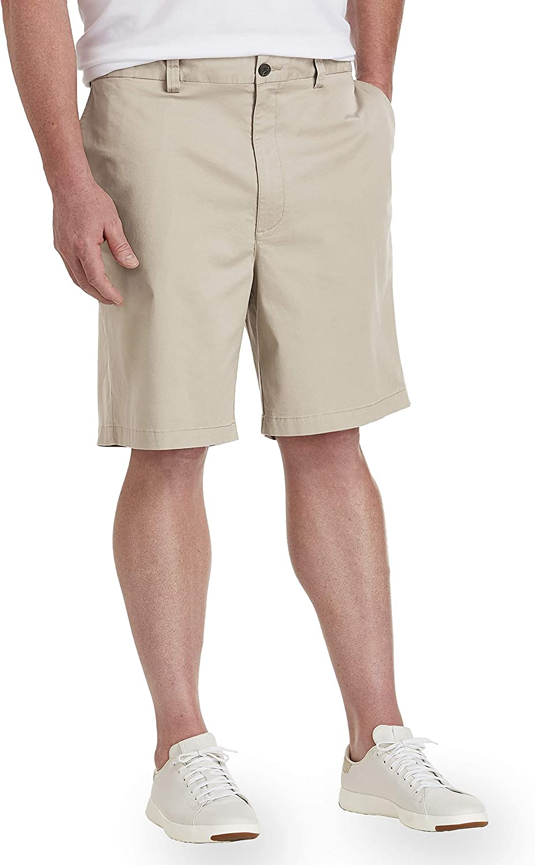 Goodthreads Men's Big & Tall Comfort Stretch Chino Short
