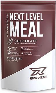 Runtime Meal | Sustituto de las comidas que proporciona saciedad, energía, concentración | 25 vitaminas, minerales y nutri...