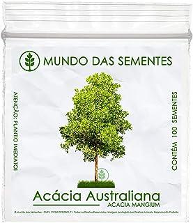 100 Sementes de Acacia Mangium Australiana