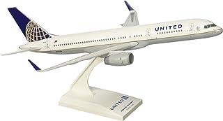 Daron Skymarks United 757-200ER Post Co Merger Liv Model Kit (1/150 Scale)