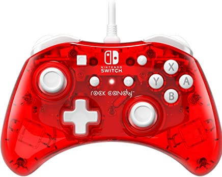 Rock Candy Controller (Stormin Cherry) - Nintendo Switch