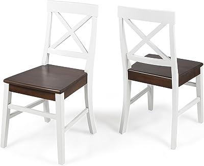 Astonishing Amazon Com Target Marketing Systems Set Of 2 Tiffany Dining Machost Co Dining Chair Design Ideas Machostcouk