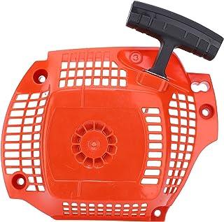 Arrancador de tracción para servicio pesado Ensamblaje del arrancador de retroceso Accesorios para motosierra Mecanismo de polea de arranque Equipo de jardín para motosierra H435