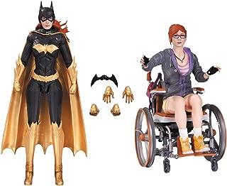 DC Collectibles Batman Arkham Knight Batgirl & Oracle Action Figure (2 Pack)