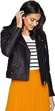 [BLANKNYC] Blank NYC Womens Vegan Leather Moto Jacket in Certified O.G