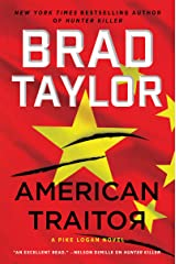 American Traitor: A Pike Logan Novel (A Pike Logan Thriller Book 15) Kindle Edition