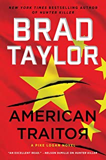 American Traitor: A Pike Logan Novel (Pike Logan, 15)