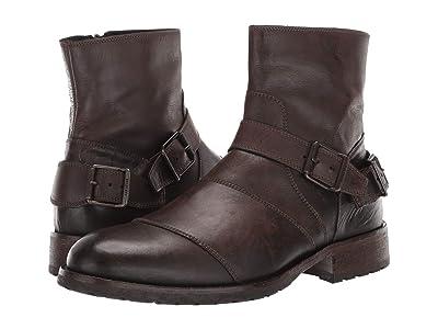 BELSTAFF Trialmaster Boots (Black Brown) Men