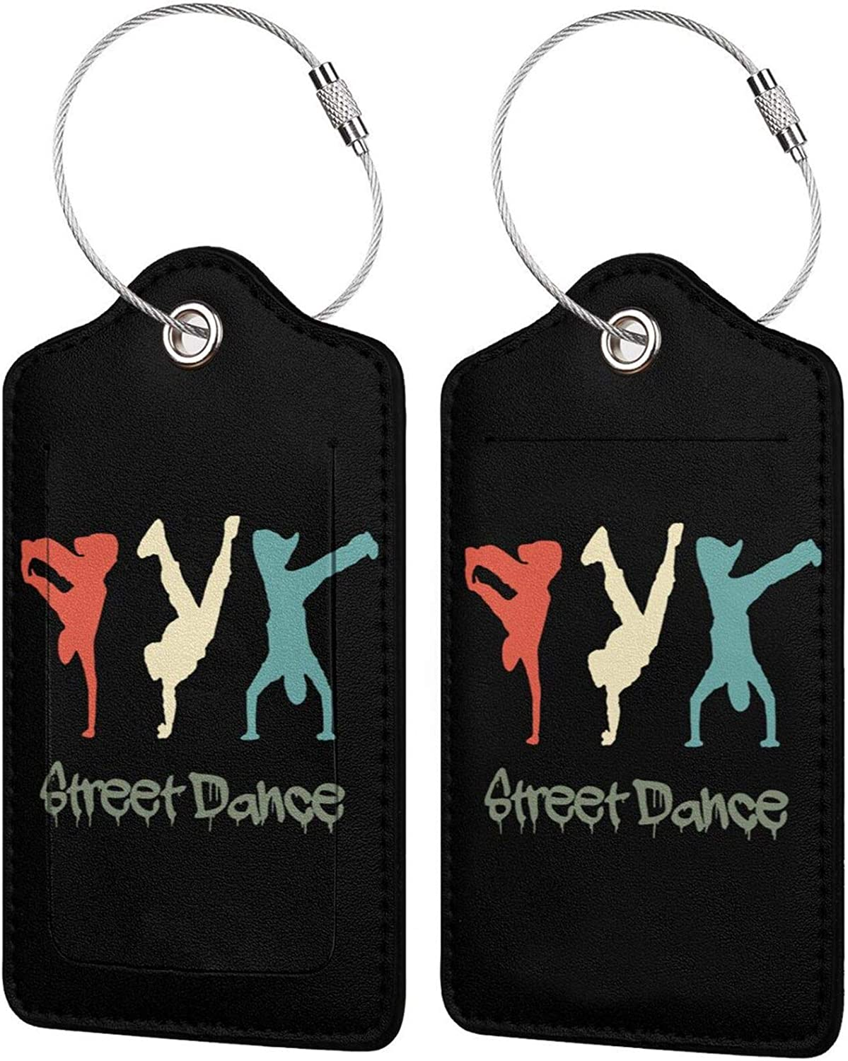 We OFFer at cheap prices Street Dance Shirt Breakdancing PU Leather Luggage Baggage Bag Ranking TOP20 T
