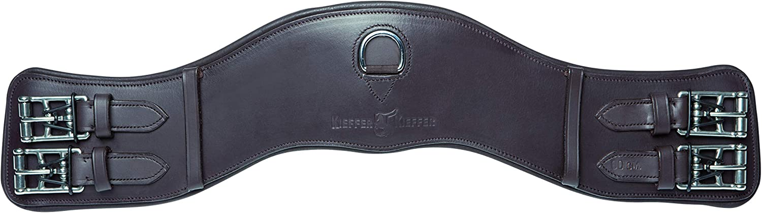 Kieffer Leder Comfort Ranking TOP1 Saddle elasti without Leather Sales of SALE items from new works Girth