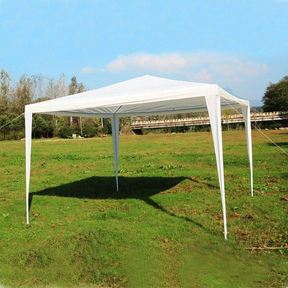 SiKy Carpa para Exteriores de 3 x 3 m, 3 x 4 m, 3 x 6 m, con Paredes Laterales extraíbles, toldo Impermeable: Amazon.es: Jardín