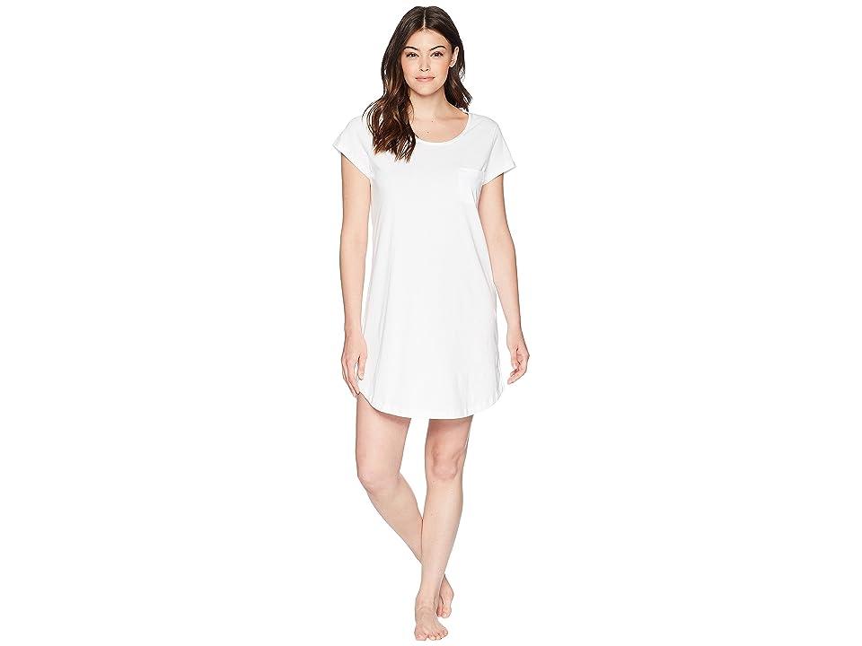 Skin Olivia Sleep Shirt (White) Women