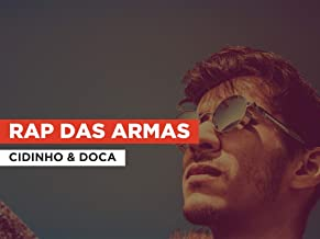 Rap das armas in the Style of Cidinho & Doca
