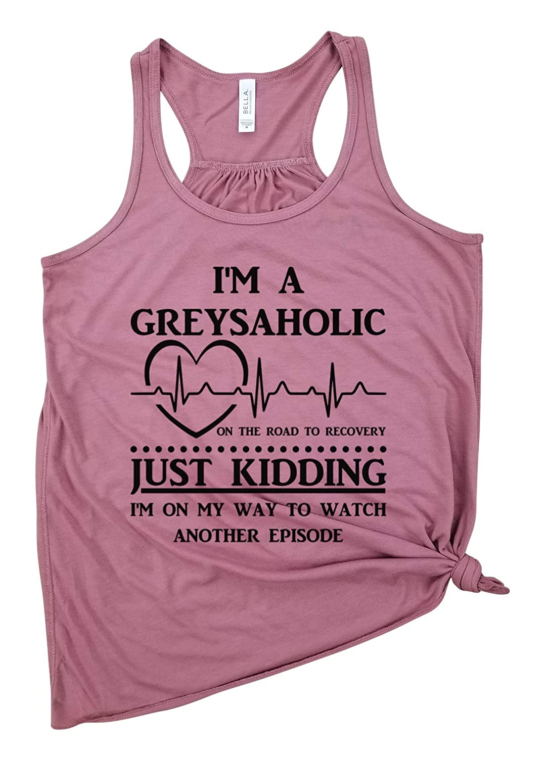 I'm a greysaholic - inspired 4 years warranty by show Grey's Anatomy Time sale and dark tv