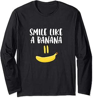 Best banana smile shirt Reviews