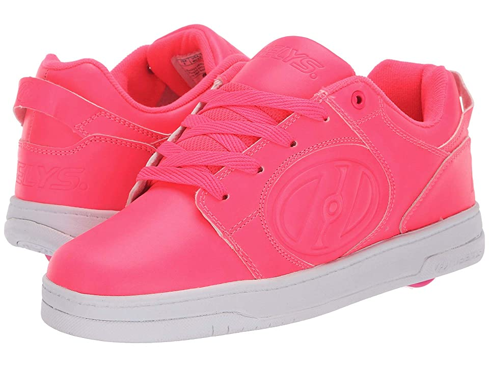 Heelys Voyager (Little Kid/Big Kid/Adult) (Neon Pink G.I.D) Girls Shoes