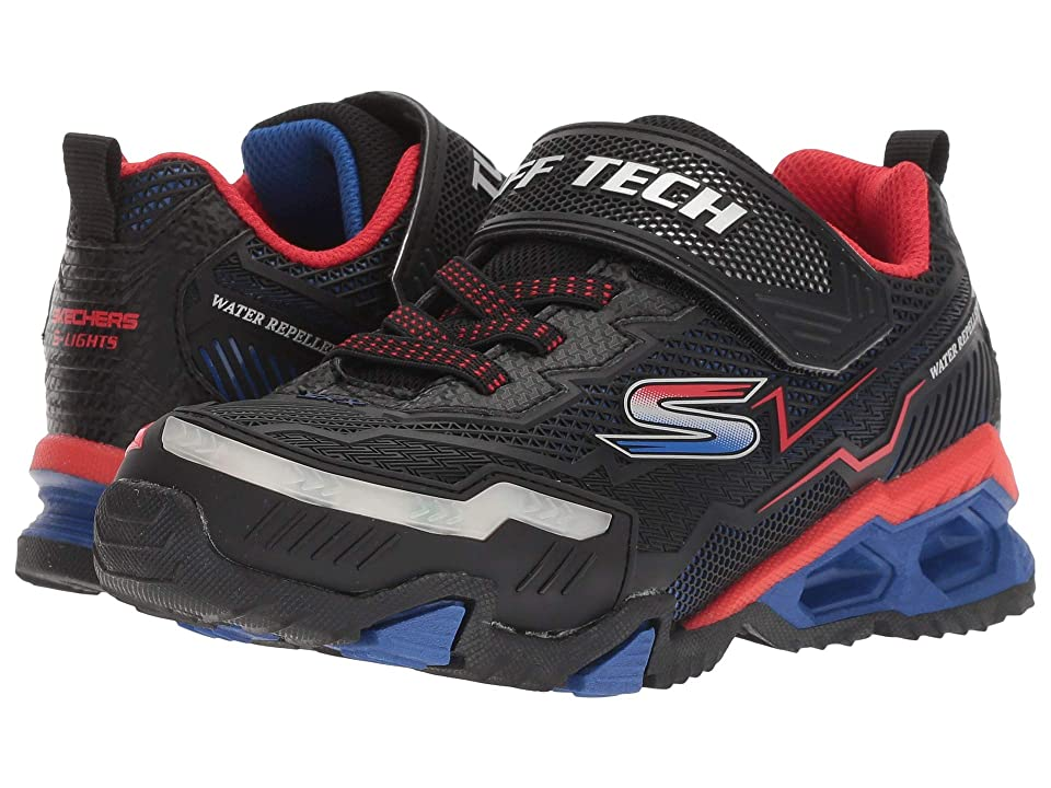 SKECHERS KIDS Hydro Lights 90715L Lights (Little Kid/Big Kid) (Black/Red/Blue) Boy