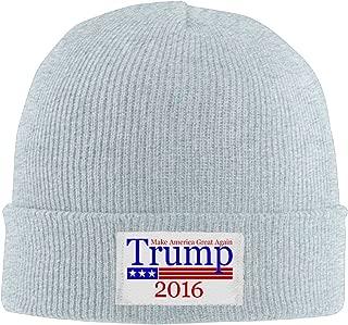 Donald Trump Personalize Winter Hat One Size Black