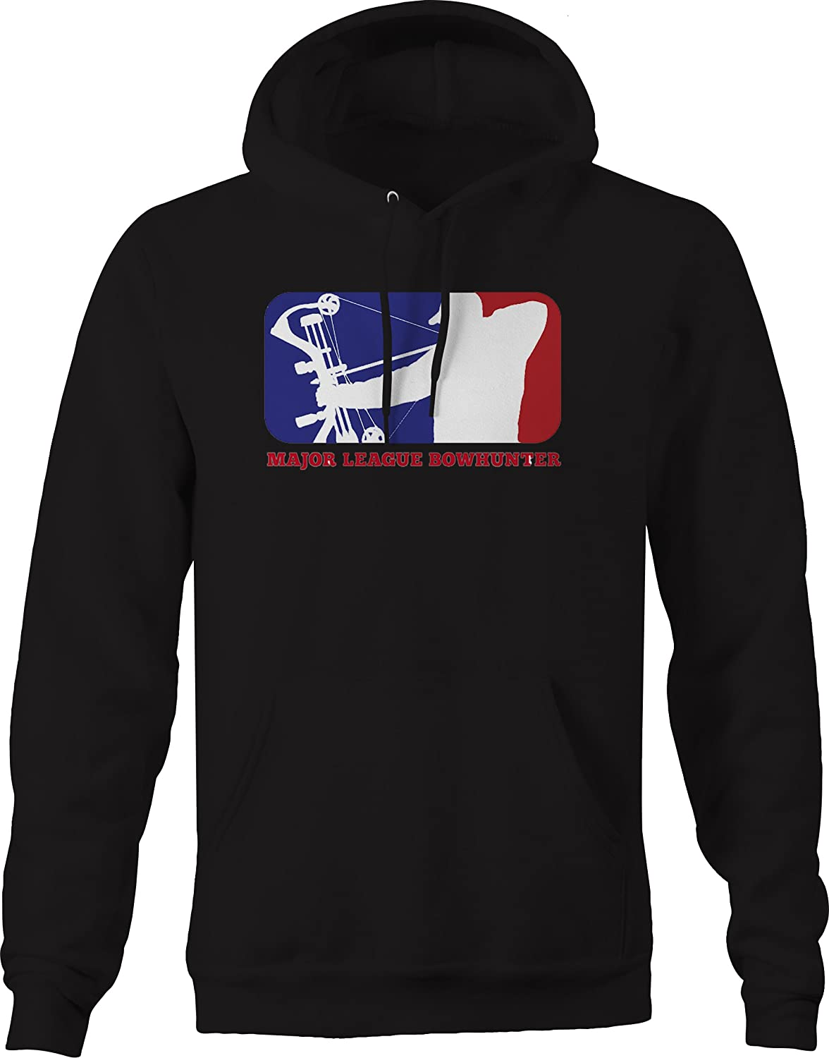 Champs Supply Mens Hoodie Major Save money Bowhunter US Bargain League Bow Hunting