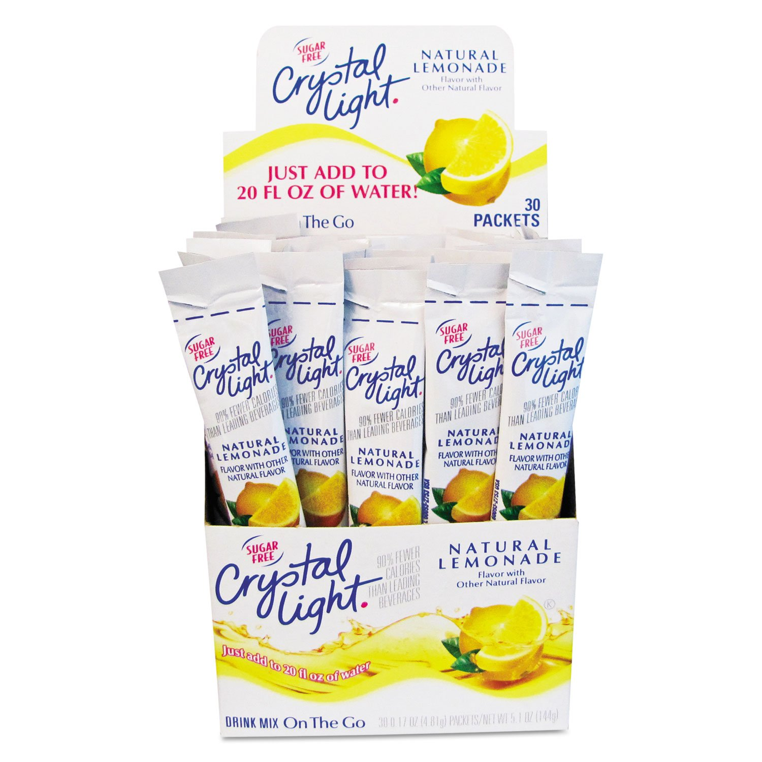 CRY79600 - Flavored Drink Mix A surprise price is realized New product!!