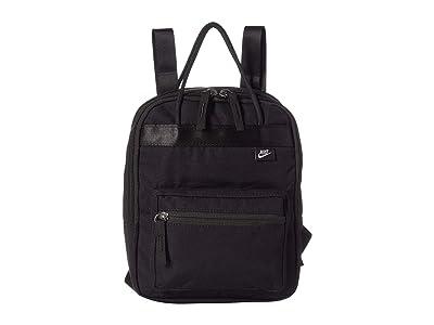 Nike Tanjun Mini Backpack (Black/Black/Atmosphere Grey) Backpack Bags