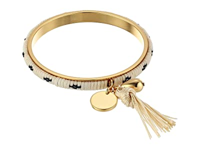 J.Crew Sailor Broom Bracelet (Smoky Beige) Bracelet