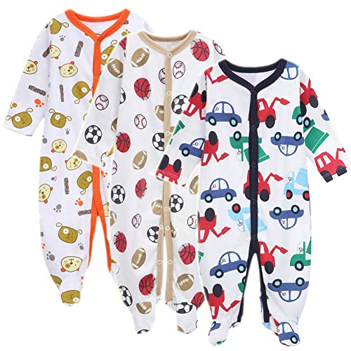 7d113bc8e Valentines Pajamas for Infant Boy  Amazon.com