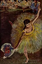 20x30 Poster; Fin D'Arabesque, With Ballerina Rosita Mauri, 1877, Musée D'Orsay By Edgar Degas