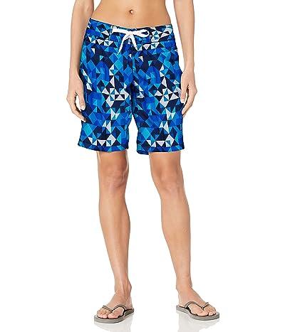 Kanu Surf Marina Upf 50+ Active Swim Board Shorts (Reg Plus Sizes)