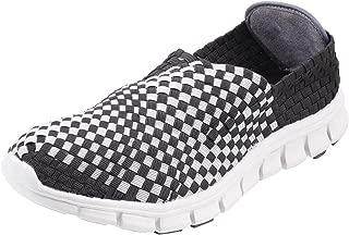 Metro Men's Black Sneakers-11 UK (45 EU) (71-9507)