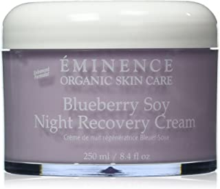 Eminence Blueberry Soy Night Recovery Cream, 8.4 Ounce by