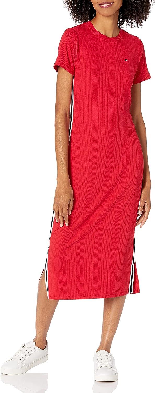 Tommy Hilfiger Women's Midi Sneaker Dress