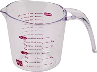 Good Cook Clear Measuring Cup with Measurements, 2-Cup