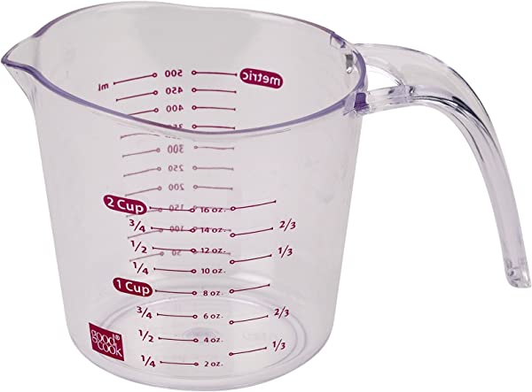Good Cook Clear 量杯 With measures 2 Cup