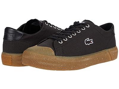 Lacoste Gripshot 0320 2 (Black/Gum) Men