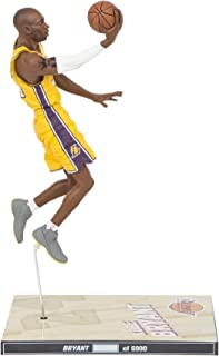 McFarlane Toys NBA Kobe Bryant Los Angeles Lakers Limited Edition Collector's Action Figure