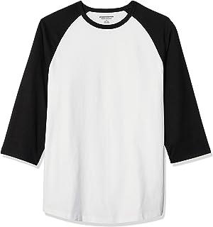 bb6460c408 Amazon.com: 3/4 Sleeve - T-Shirts / Shirts: Clothing, Shoes & Jewelry