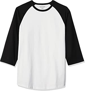 baseball 3/4 sleeve shirts cheap