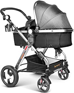 icandy newborn pram