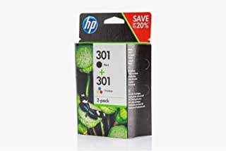 Original de tinta para HP Deskjet 2540 HP 301, n9j72 a,