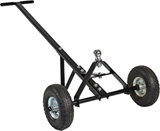 trailer jack wheel pneumatic