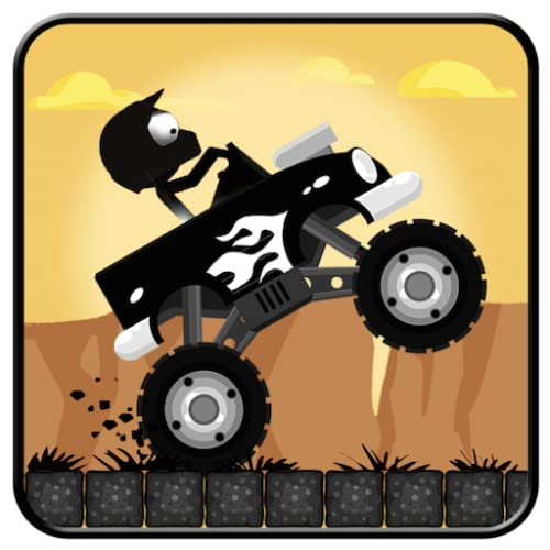 Stick Stunt 4x4 Monster Truck Driver Game Racing
