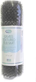 DINY Home & Style Grass Textured Spa Quality Foot Scubber Bathroom Tub & Bath Mat Anti-Slip 25