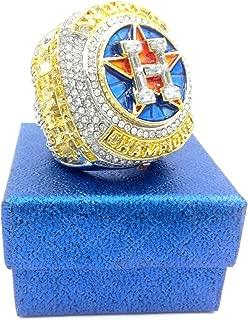 DAtt 2017 Houston Astros World Series Luxurious Championship Replica Ring Springer