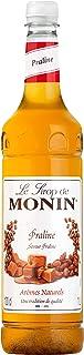 "Monin Syrop praline 1,0 l ""butelka PET"", 1 opakowanie"